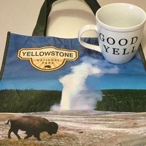 Yellowstone Vacation Souvenir Bundle